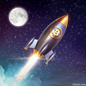 Bitcoin Price Hit All Time High of $4700
