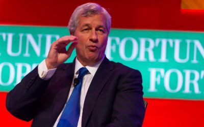 Dimon Knocks Bitcoin Again: Crackdown Likely on 'Worthless' Cryptocurrency