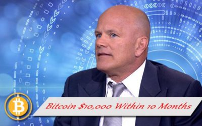 Ex Fortress Manager Novogratz Says Bitcoin $10,000 Within 10 Months