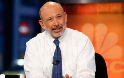 Goldman Sachs CEO says 'No Conclusion' on Bitcoin Yet