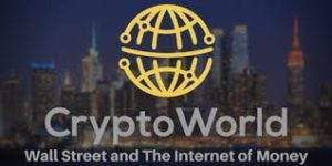 CryptoWorld Co's Wall Street & The Internet Of Money March 22, 2018