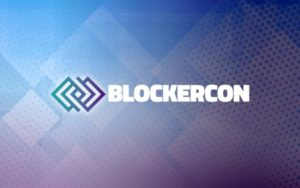 BLOCKERCON 2018 Blockchain technology conference, Bristol UK