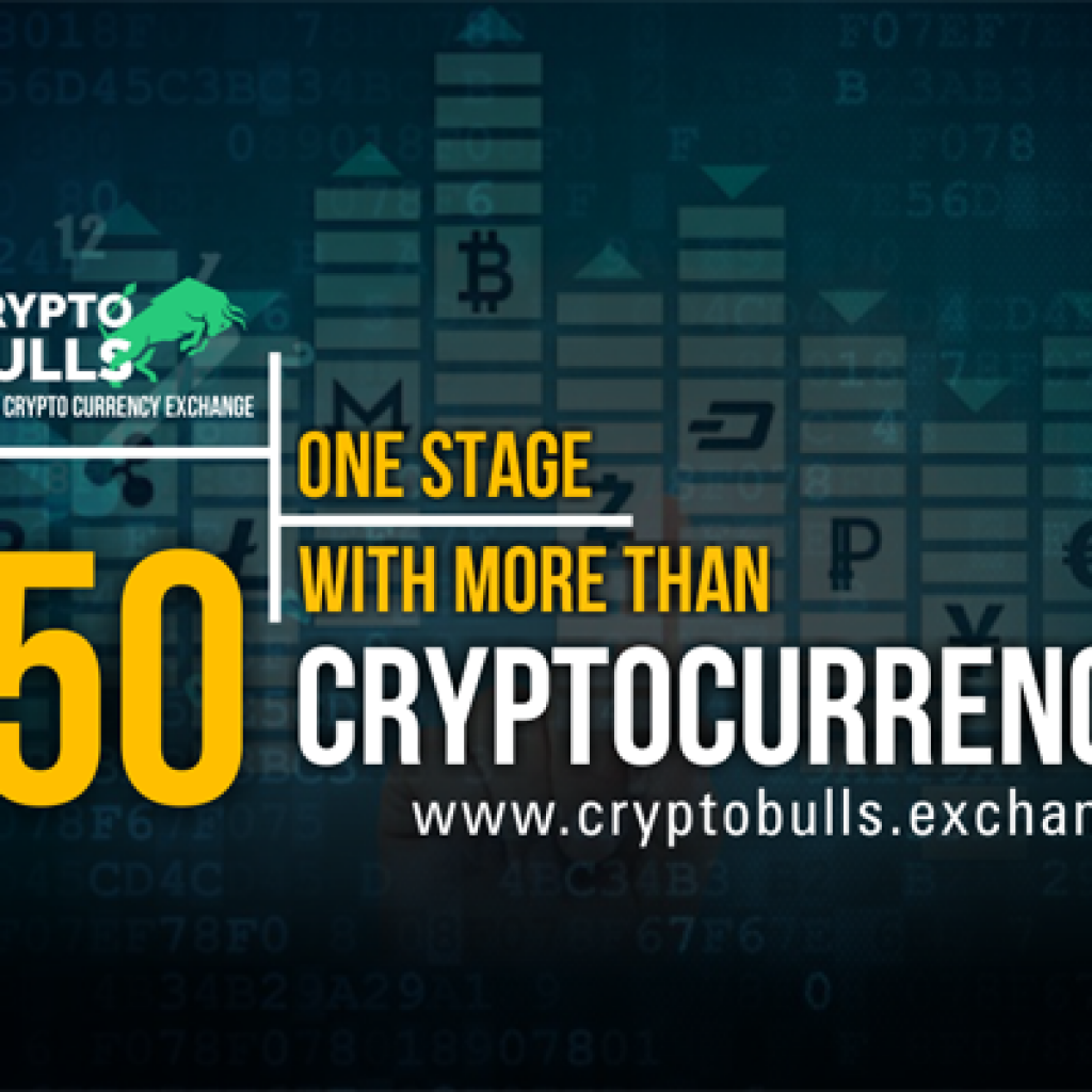 Exchange with More than 50 Cryptocurrencies