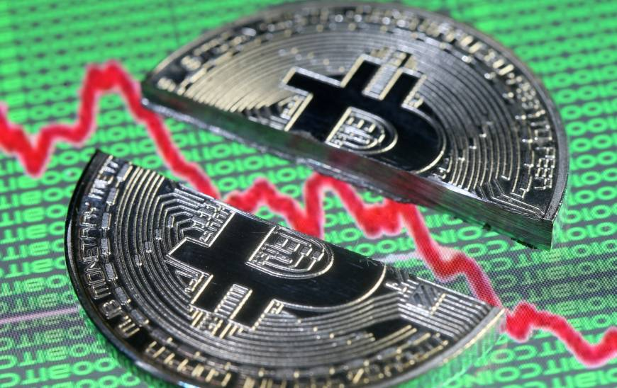 Cryptos rebound after global sell-off